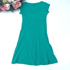 Toad&Co Nena Dress Green size XS